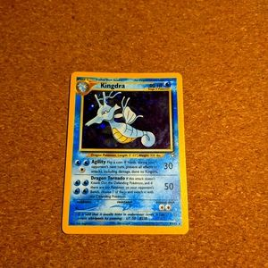 Kingdra neo Genesis holo played